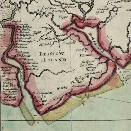 Edisto Island, from the