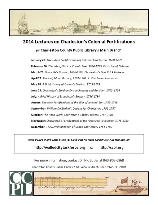 2014 Fortification Lectures (PDF file)